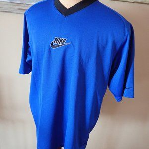 Gray Label Nike Embroidered V-Neck Shirt